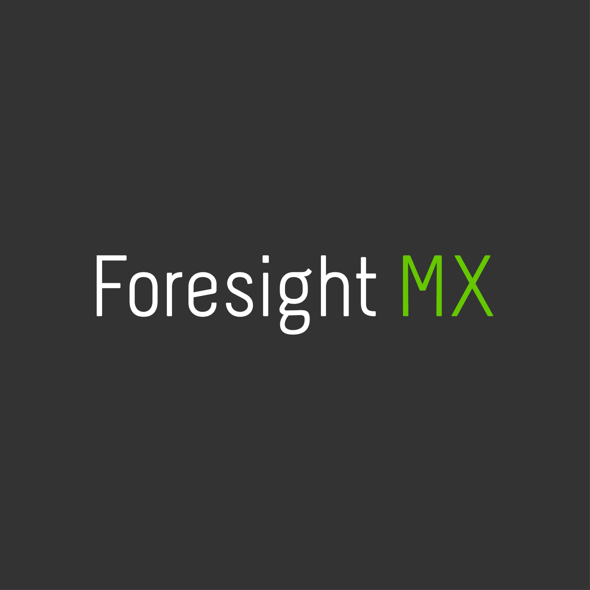 GPMS Foresight MX-White